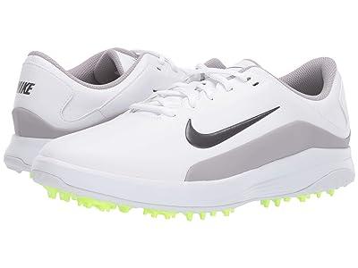 Nike Golf Vapor (White/Medium Grey/Atmosphere Grey) Men