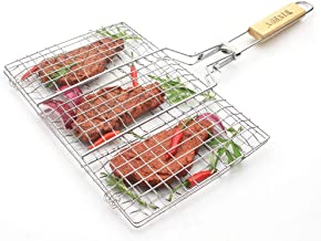 Best barbecue grill basket Reviews