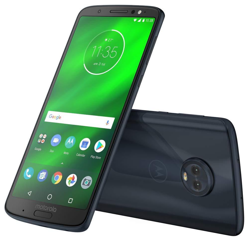 Motorola Moto G6 Plus (64 GB, 4 GB de RAM) XT1926-6: Amazon.es: Electrónica