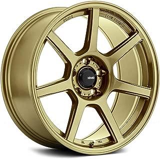 Konig 54G ULTRAFORM GOLD Wheel (0 x 8. inches /5 x 112 mm, 45 mm Offset)