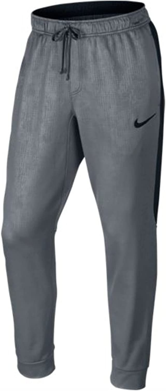 Nike Speed Fleece Men's Training Pants (Large, Cool Grey Black Black)