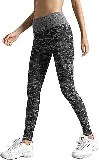 Women's Yoga Pants High Waist Tummy Control Workout Leggings