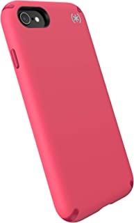 Speck Products Presidio2 PRO Case, Compatible with iPhone SE (2020)/iPhone 8/iPhone 7, Goji Berry Pink/Silk Scarf Red/Zeal...