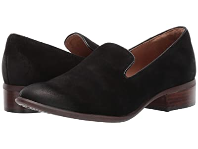 Sofft Severn (Black Oiled Cow Suede) Women