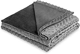 Bare Home Duvet Cover for Weighted Blanket (40