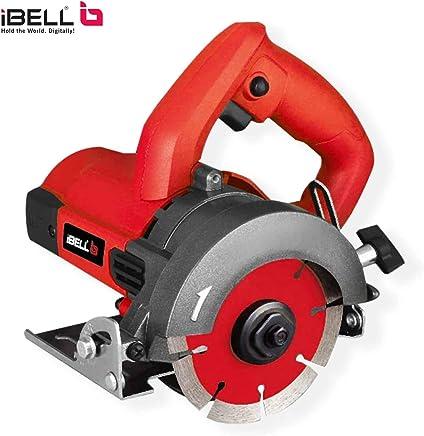 iBELLMC25-84 Marble Cutter, 1300 Watts, 13000 RPM, 125 mm