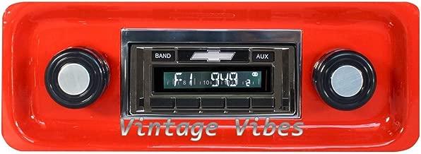 1967-1972 Chevrolet Pickup Truck Custom Autosound USA-230 AM/FM Stereo Radio 200 watts
