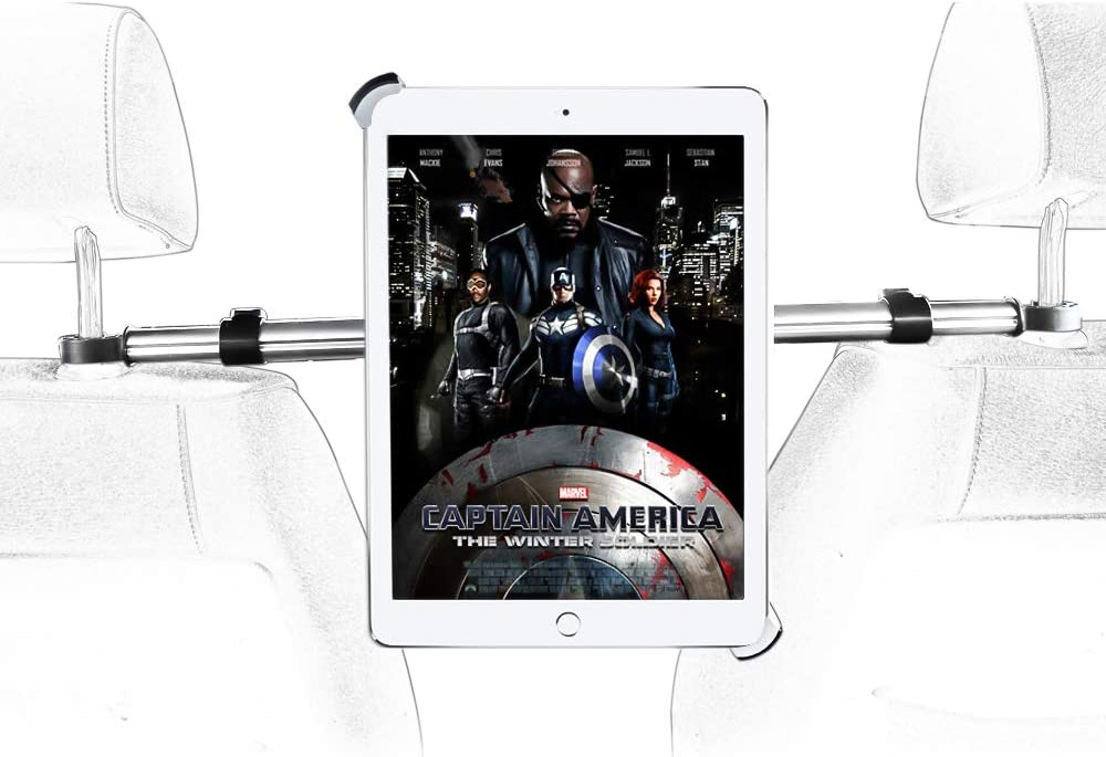 Car Headrest Tablet OFFicial mail order Holder Tulsa Mall for Between EXSHOW Sea Back iPad