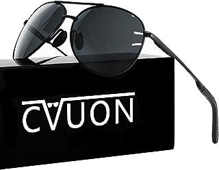 Aviator Sunglasses for Men Polarized Lens UV400...