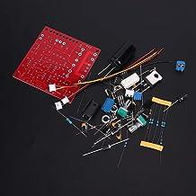 Adjustable Voltage Regulator, LED Display Input DC24V Power Converters, Input 3A Voltage Protection for Intelligent Manage...
