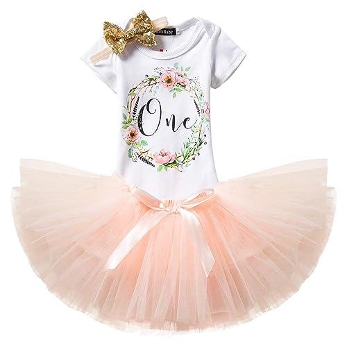 0b7f42d3f38b 1st Birthday Dress  Amazon.co.uk