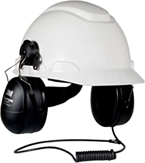 3M 7318640031968 PELTOR HT Series HTM79P3E Listen Only Headset for Slotted Hard Hats