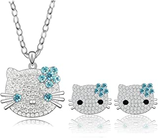 0f6df9c24 Amazon.com: Hello Kitty - Jewelry / Girls: Clothing, Shoes & Jewelry