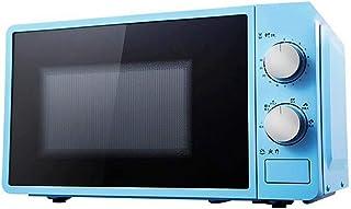 RZBQ 20L Pequeño Horno De Microondas Multifuncional 220V Calentador De Comida Giratorio Mecánico Cocina De Cocina para Vaporizar/Calentar/Hervir
