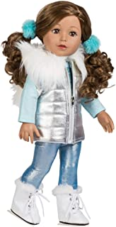 "Adora Amazing Girls 18-inch Doll, ""Ice Skating Ava"" (Amazon Exclusive).."