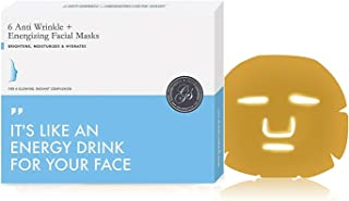 Gold Bio Collagen Hydrogel Facial Masks (6 Pcs) 24k Powder