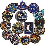 NASA Apollo Mission Patch Set...