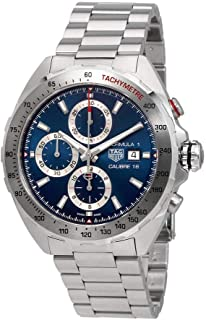 TAG Heuer Formula 1 Blue Dial Calibre 16 Chronograph Mens Watch CAZ2015.BA0876