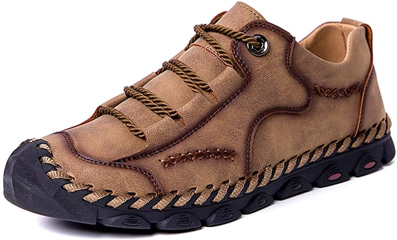 SCSY-Oxford-Schuhe Mode lssig Loafer für mnner Bequeme Slip on Klassische einfarbig Beat Toe Formale Schuhe