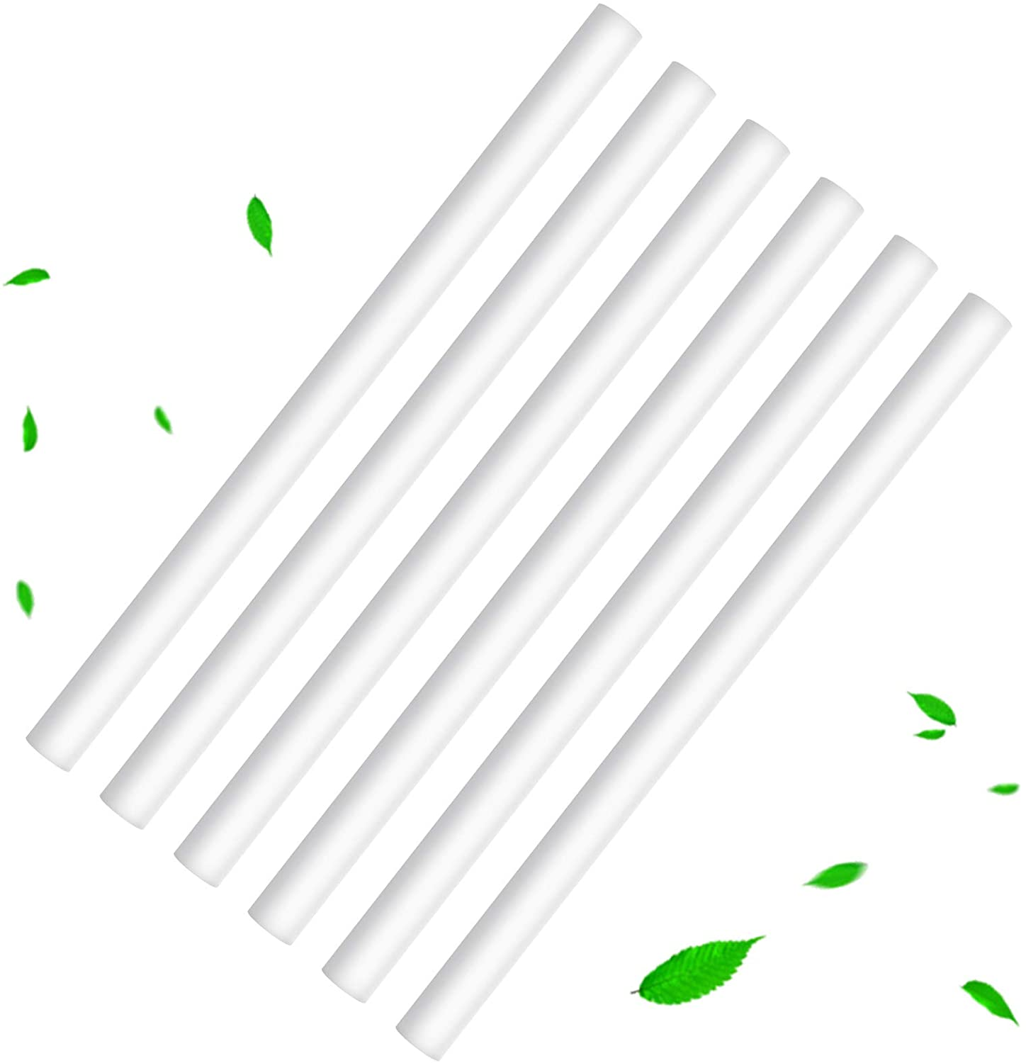 Mudder 24 Pieces Humidifier Year-end gift Sticks Milwaukee Mall Humi Filter Wicks Replacement