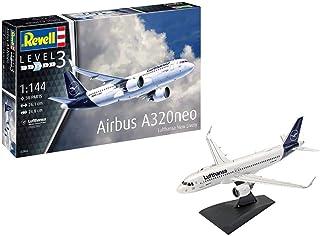 ドイツレベル 1/144 ルフトハンザ航空 エアバス A320neo プラモデル 03942