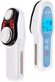 Kosmetischer Ultraschall mit 1 MHz + 3 MHz für Körper und Gesicht