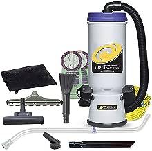 proteam running vacuum