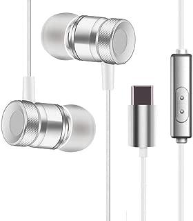 Type-C In ear Stereo Headphone Headset Music Earphone Earbuds For HTC U11
