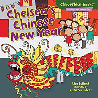 Chelsea's Chinese New Year cover art