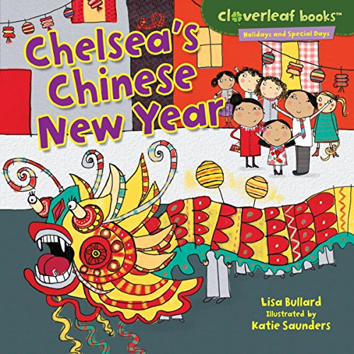 Chelsea's Chinese New Year copertina