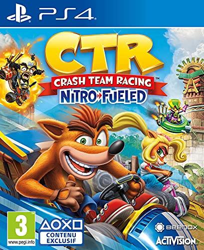 Crash Team Racing Nitro-Fueled [Importación francesa]