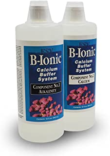 ESV Aquatics Bionic 2-Part Calcium Buffer System for Aquarium