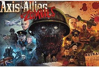 Avalon Hill WOCC5010 Axis & Allies zombies, flerfärgad