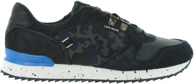 Lois Men Sports shoes Jeans 84563 107 Marino