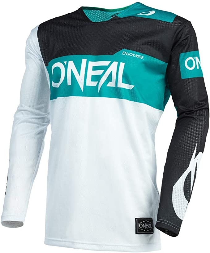 O/'Neal Racing Airwear Freez Motocross Jersey All Sizes Grey//Blue//Red
