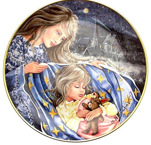 Kaiser c1986 Motiv Lullaby Gerda Neubacher Classic World Teller TN179 der Schlaflieder