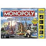 Hasbro Monopoly - Giro del Mondo, B2348456