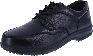 safeTstep Slip Resistant Men's Comfort Oxford