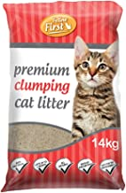 Feline First 50465 Premium Clumping Cat Litter 14 kg