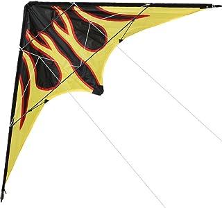 Hengda kite NEW 70 Inch/48 Inch Stunt Kite Outdoor Sport Fun Toys Dual Line Sport Kite - Includes Kite Line and Bag