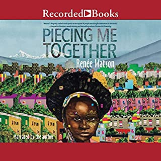 Piecing Me Together audiobook cover art