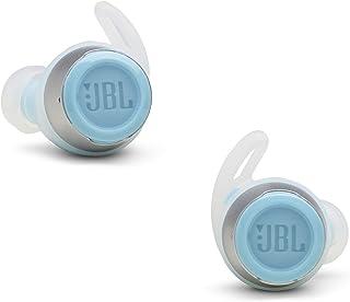 JBL Reflect Flow, draadloze in-ear sporthoofdtelefoon, in blauw/wit