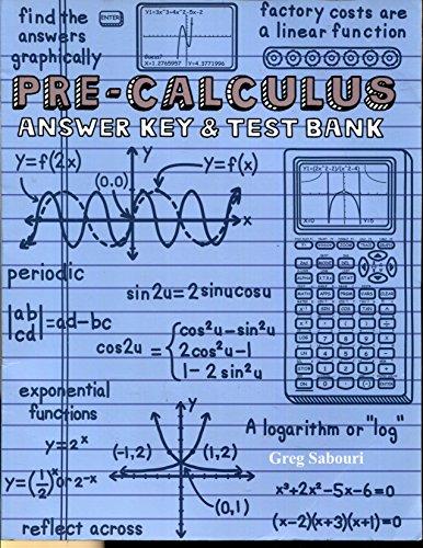 Pre-Calculus: A Teaching Textbook