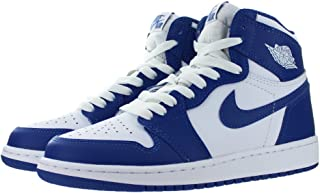 85e34974f28677 AIR JORDAN 1 RETRO HIGH OG BG (GS)  STORM BLUE  - 575441