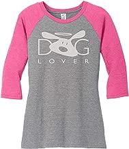 Dog is Good Dog Lover Women's Raglan T-Shirt - Great Gift for Dog Lovers