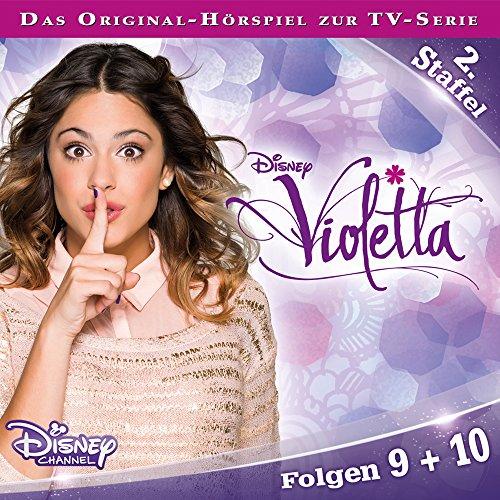 Violetta 9 & 10 Titelbild