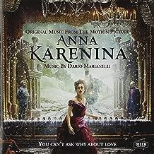 Anna Karenina by Dario Marianelli (2012-05-04)