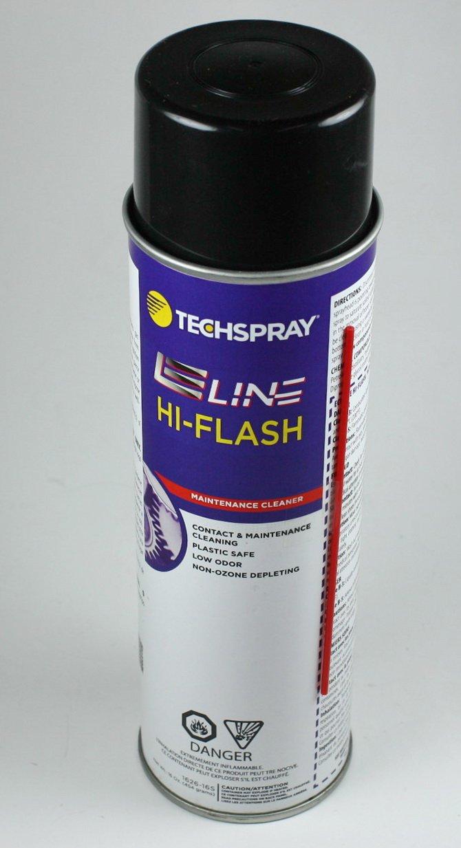 Tech Spray 1626-16S E-Line List price Beauty products Cleaner Hi-Flash Maintenance