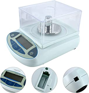 300 x0.001g 1mg Lab Analytical Balance Digital High Precision Electronic Scale Jewelry Scale