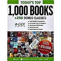 e-GO! ライブラリ今日のトップ1000本 250ボーナスクラシック、グリーン